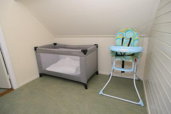 Vakantiehuisje, slaapkamer 2
