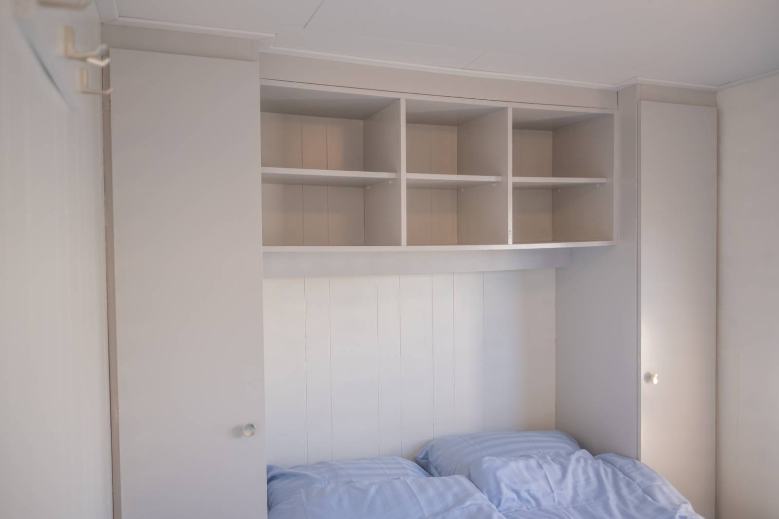Chalet type 1, slaapkamer