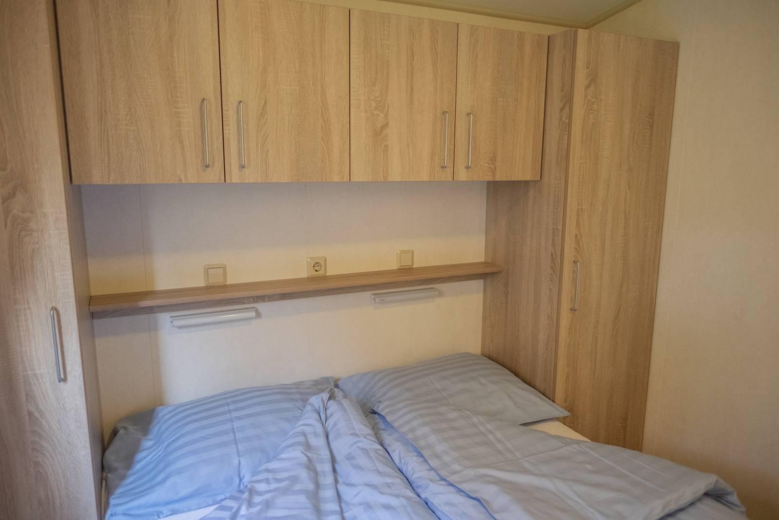 Chalet type 2, slaapkamer 1